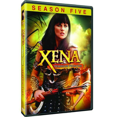 Xena: Warrior Princess - Season Five (Full Frame)