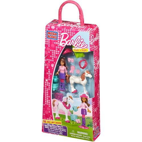 Barbie Pony Trainer Nikki Play Set