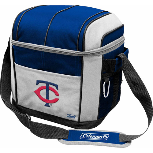 Coleman MLB Minnesota Twins 24-Can Soft Cooler