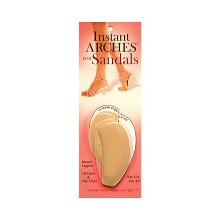 Women's Instant Arches for Sandals (3 (Womens Band Arch)