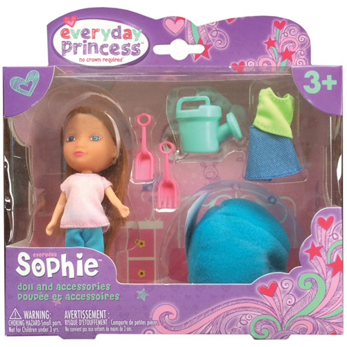 Neat-Oh! Everyday Princess Sophie Doll and Bean Bag Chair