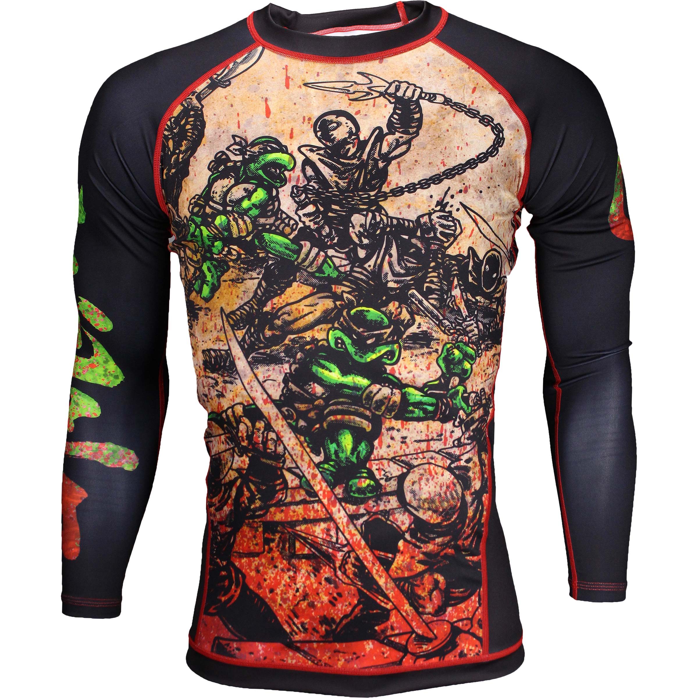 Fusion Fight Gear Teenage Mutant Ninja Turtles Book One R...