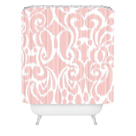 DENY Designs Khristian A Howell Blush Eloise Shower Curtain