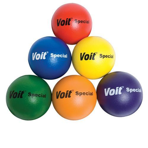 Voit Tuff Balls - Soft-Low Bounce, Colored - 8.25''