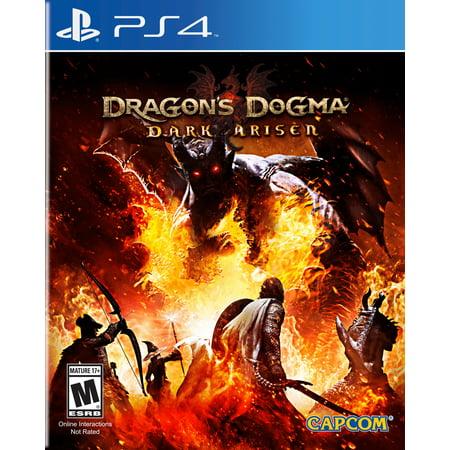 Capcom Dragon's Dogma: Dark Arisen for PlayStation