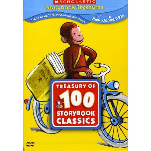 Scholastic: Treasury Of 100 Storybook Classics (Full Frame)