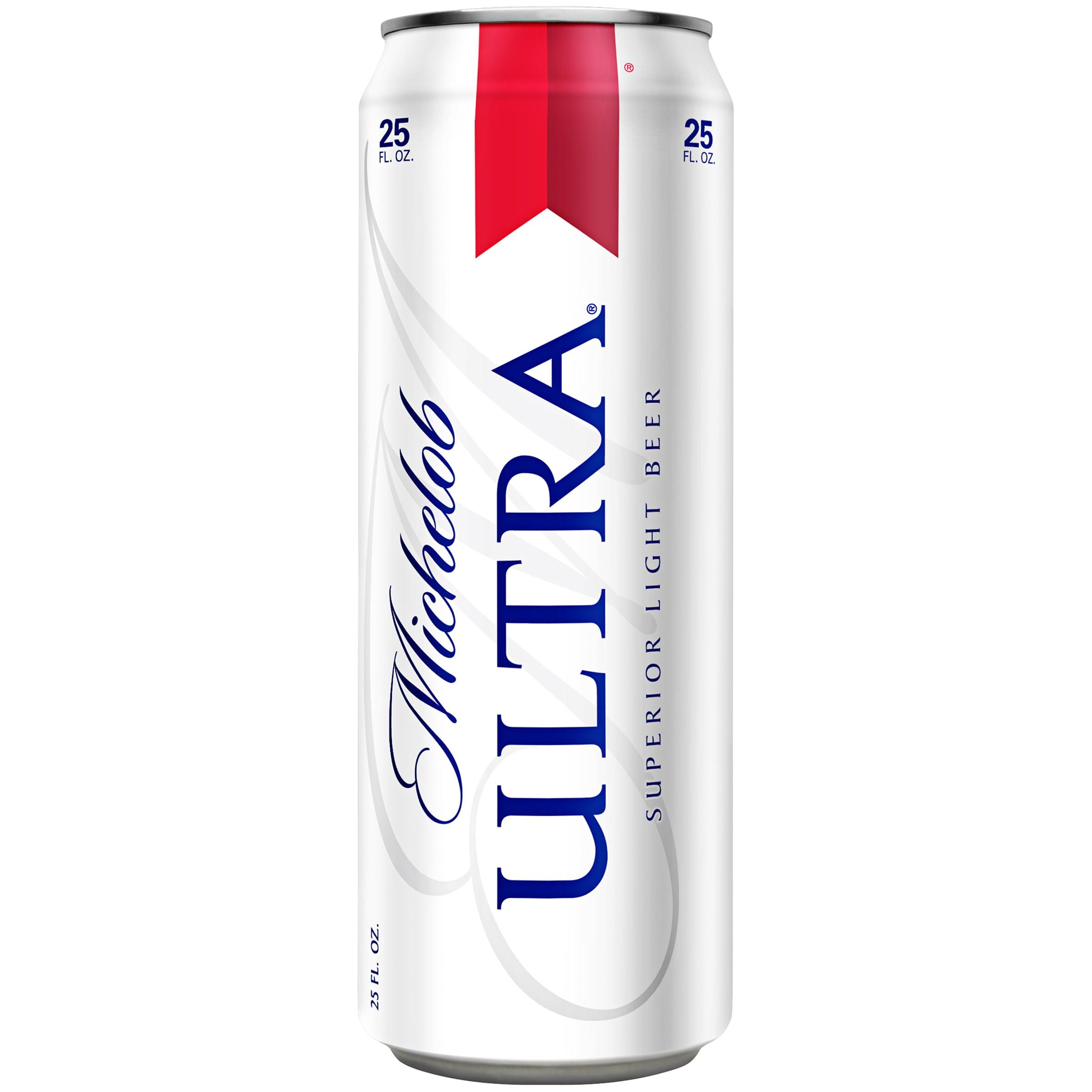 Michelob Ultra Beer, 25 Fl. Oz. Can   Walmart.com