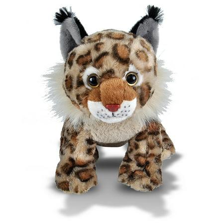 Cuddlekins Bobcat Plush Stuffed Animal by Wild Republic, Kid Gifts, Zoo Animals, 12 Inches