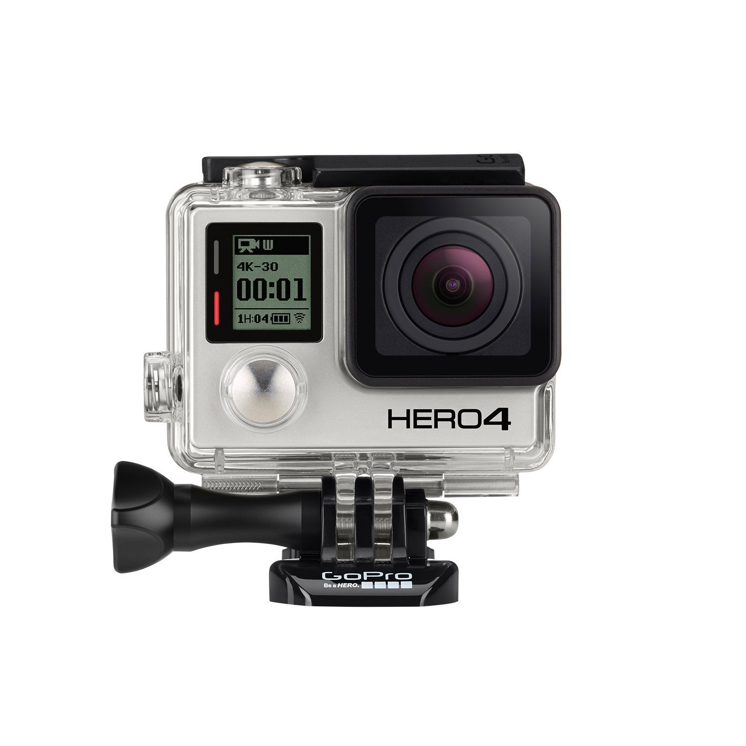 Refurbished Go Pro Hero 4 Black Edition