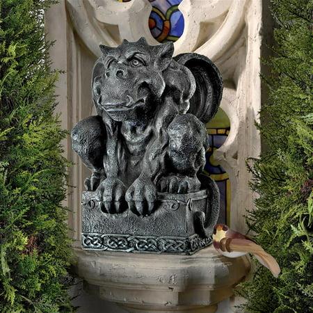 Design Toscano Nag's Head Pub Gargoyle Statue by artist Liam