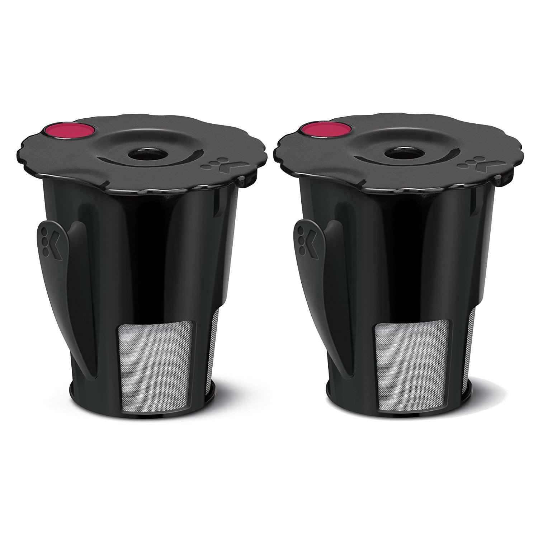Keurig 2.0 My K-Cup Reusable Coffee Filter, Set of 2 by