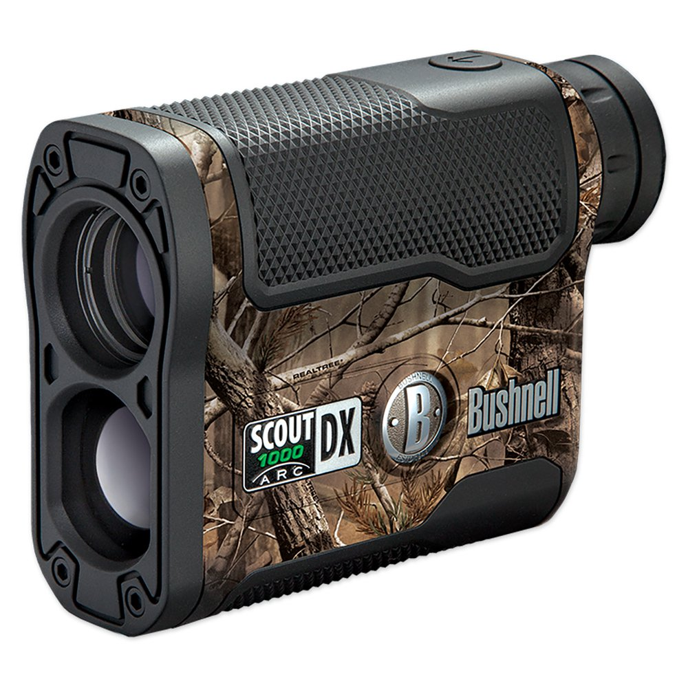 Bushnell Scout 1000 ARC - Rangefinder ( laser ) 6 x 21 - fogproof, waterproof - REALTREE AP camo