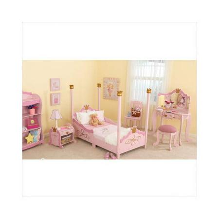 Bundle 38 KidKraft Princess Toddler Bedroom Furniture Suite