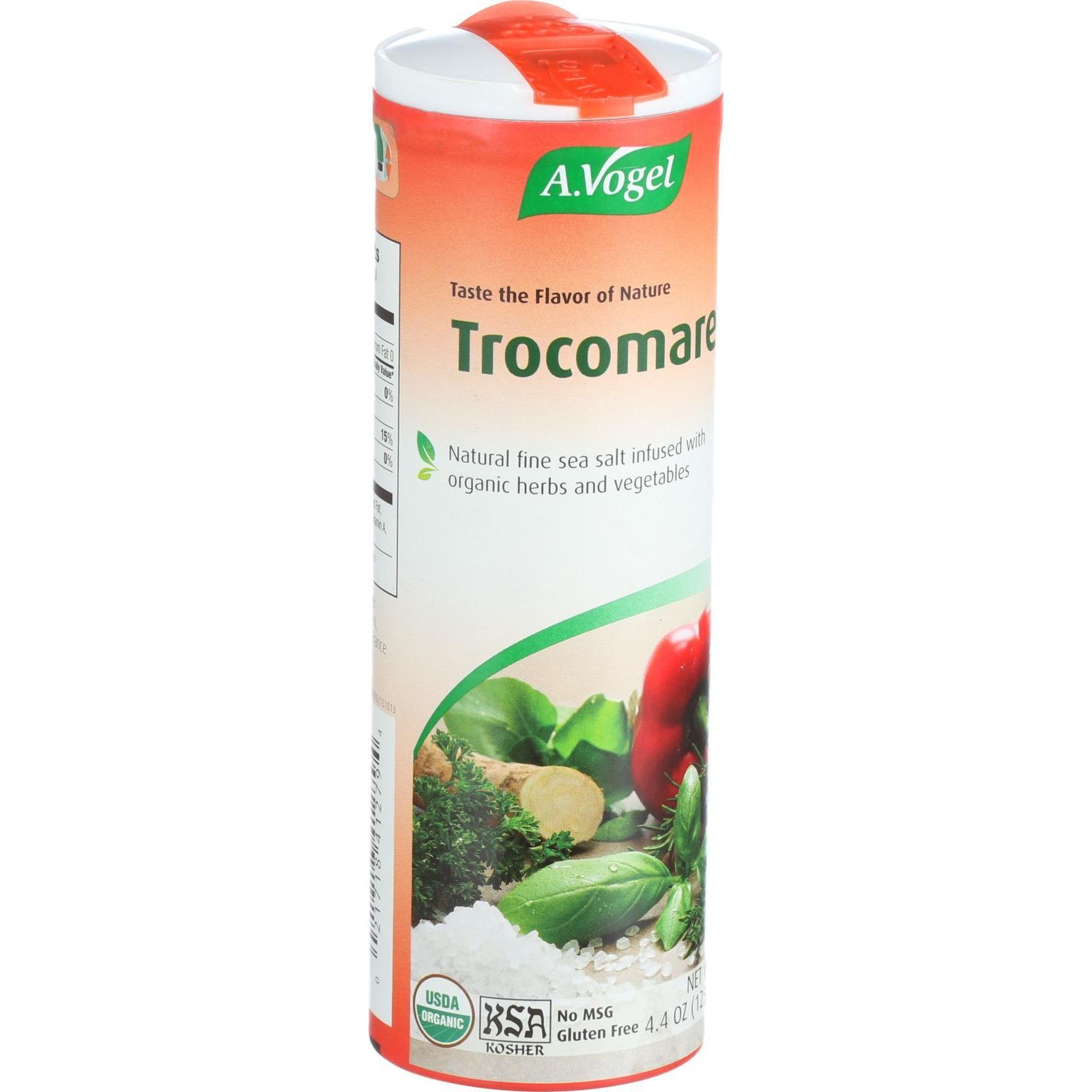 A Vogel Organic Trocomare Seasoning - Spicy - 4.4 oz