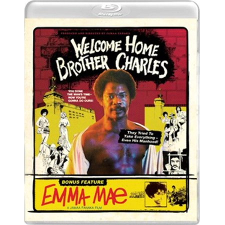 Welcome Home Brother Charles / Emma Mae (Blu-ray) (Little Brother Welcome To The Minstrel Show)