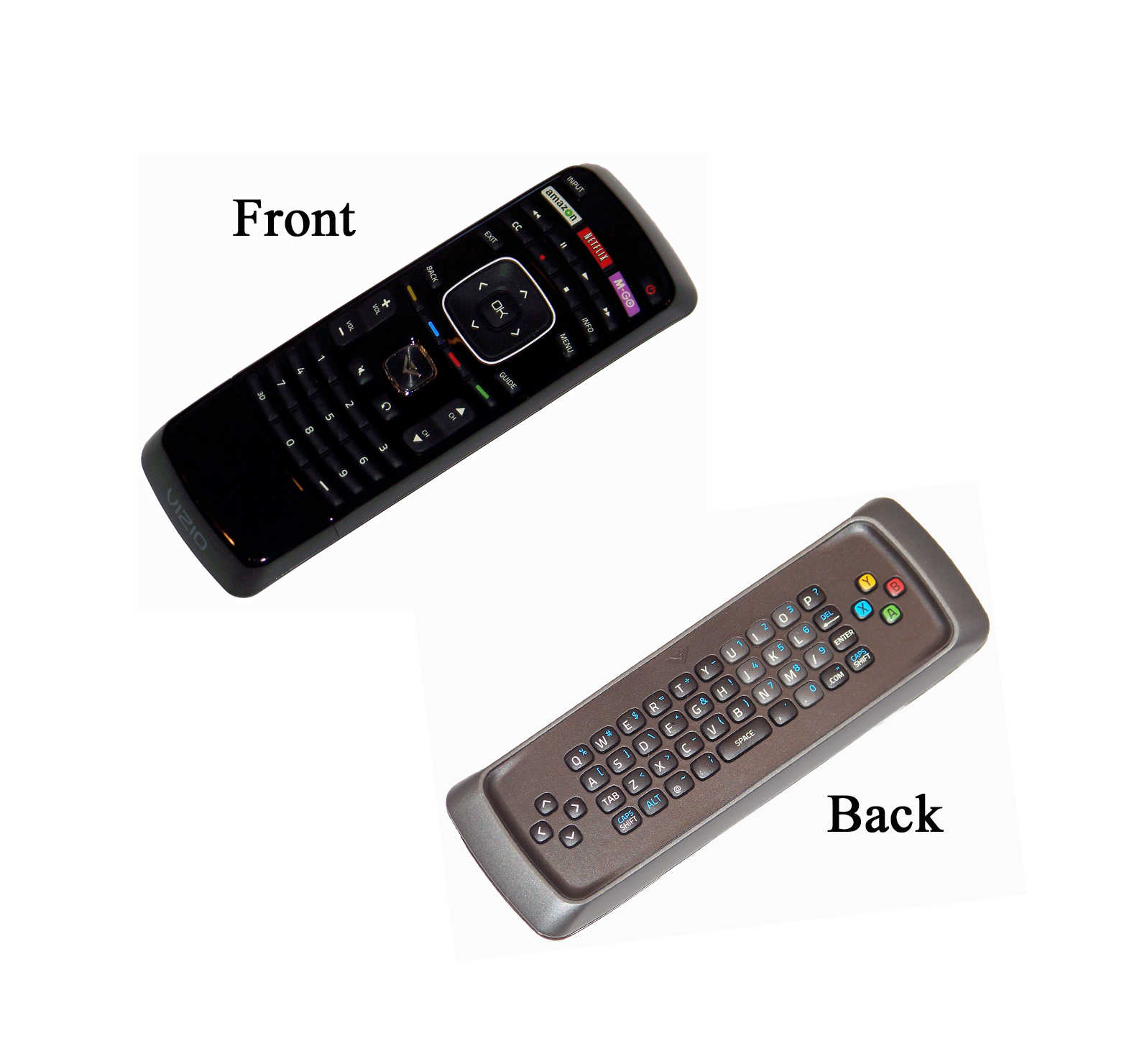OEM Vizio Remote Control: E472VL, E500IA1, E551VA, E552VL...