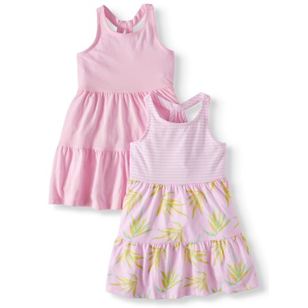 Racerback Knit Dresses, 2-pack (Toddler Girls)](Online Stores For Girls)