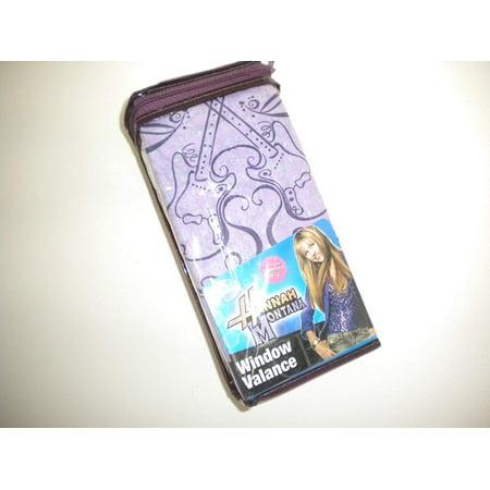 Disney Hannah Montana Window Valance