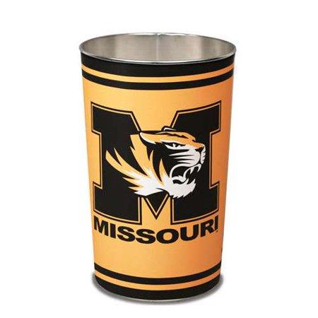 Missouri Tigers Metal (Wincraft Metal Wastebasket)