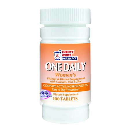 Thrifty White de One Daily Les