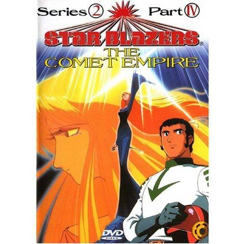 Star Blazers: Series 2, Part 4 - The Comet Empire