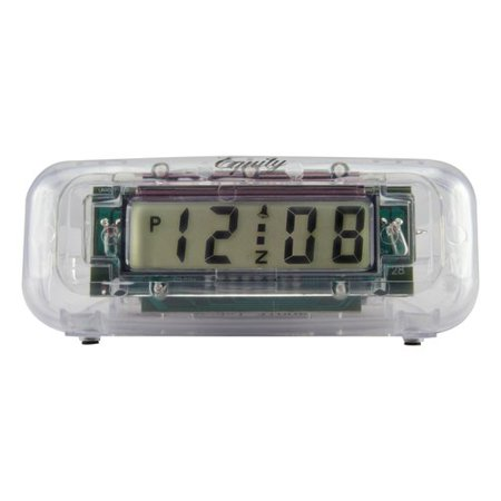 La Crosse Equity 31008 Small Clear Alarm Clock