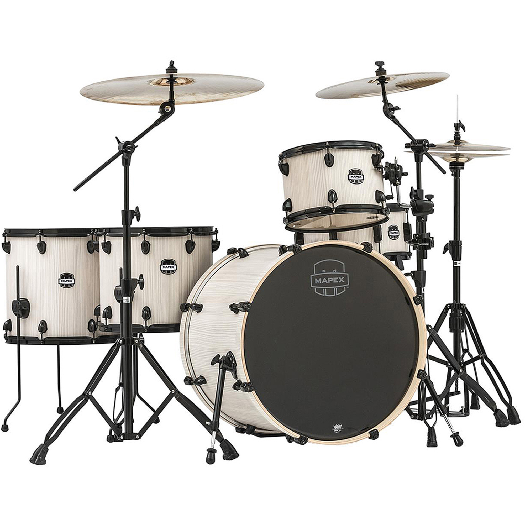 Mapex Mars Series Crossover 5-Piece Drum Shell Pack BoNewood by Mapex