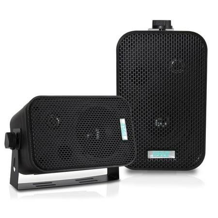 PDWR30B - 3.5'' Indoor/Outdoor Waterproof Speakers
