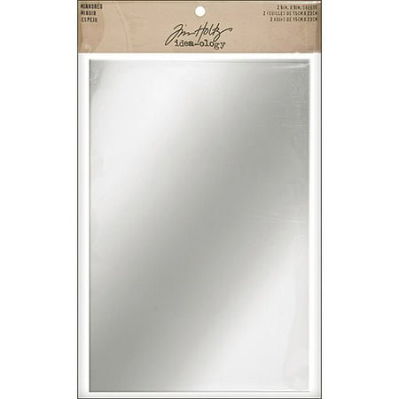 Holographic Adhesive Sheet (Idea-Ology Adhesive Backed Mirrored Sheets 6