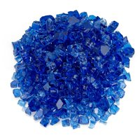 American Fireglass Fire Pit Glass - 10 lbs