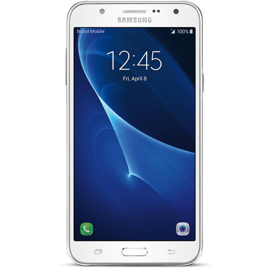 Boost Samsung J7 Prepaid Smartphone