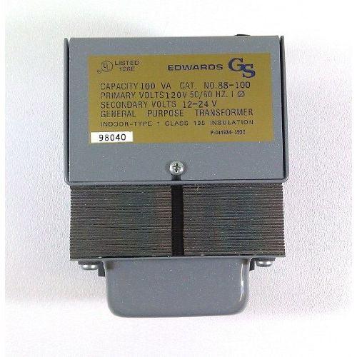 Edwards 88-100 Transformer 100W 120V