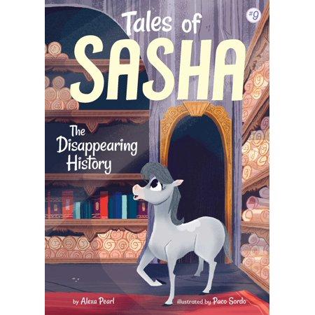 Tales of Sasha 9: The Disappearing History ()