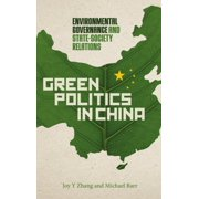 Green Politics in China - eBook