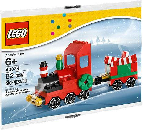 Lego Christmas Train 40034 by