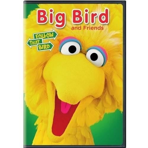 Sesame Street: Big Bird And Friends Follow That Bird by WARNER HOME VIDEO