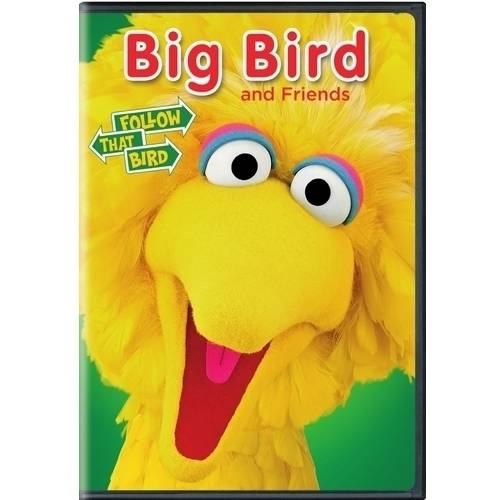 Sesame Street: Big Bird And Friends - Follow That Bird