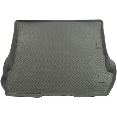 Husky Liners 21102 Classic Style Rear Cargo Liners - (1 Each) Chevrolet Suburban 1992-1999