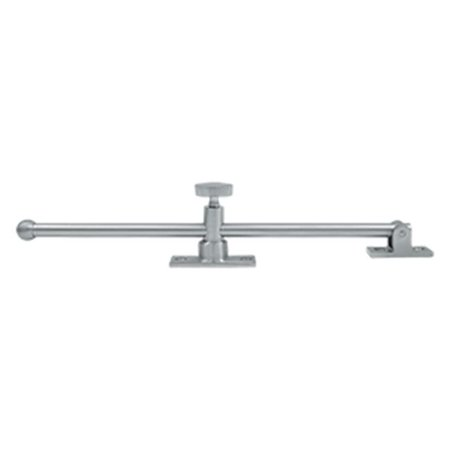 Deltana CSA10U26D 10 in. Casement Stay Adjuster, Satin Chrome - Solid  - image 1 of 1