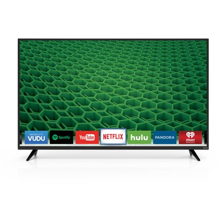 "Vizio D50-D1 D-Series 50"" 1080p 120Hz Fully Array LED Smart HDTV by"