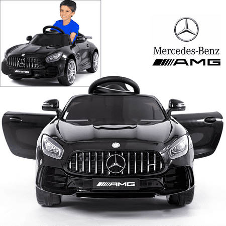 Mercedes Benz AMG GTR 12V Kids Electric Ride On Car w/ Remote