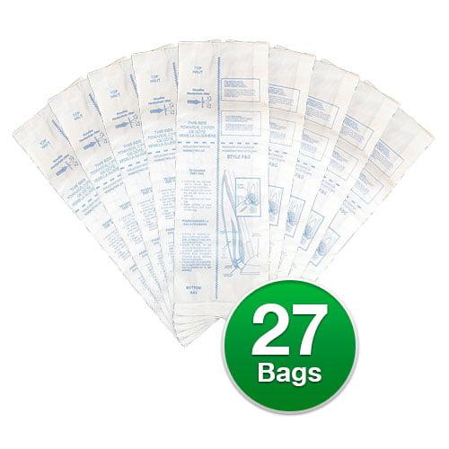 Replacement Vacuum Bags for Eureka 52320A / 52320B (3 Pack)