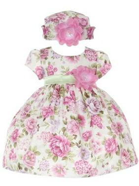 d578c2326 Baby Girls Casual Dresses - Walmart.com