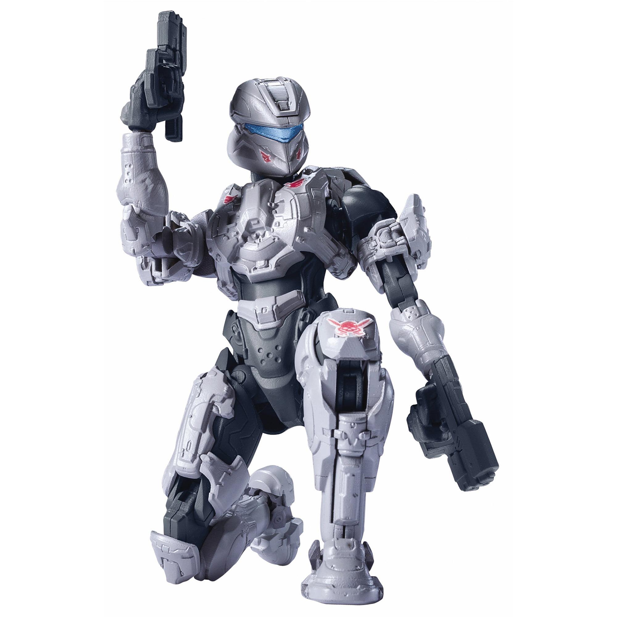 Bandai SpruKits Halo Spartan Commander Sarah Palmer, Level 2