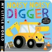 Noisy Noisy Digger (Board Book)