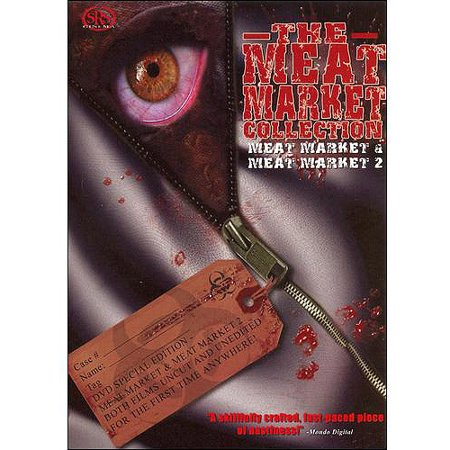 Meat Market / Meat Market 2 (The Meat Market Collection) (Meat Market 3)