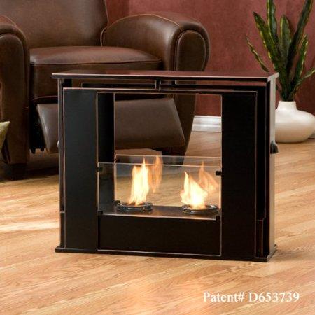 Bristol Indoor/outdoor Portable Gel Fire - Walmart.com