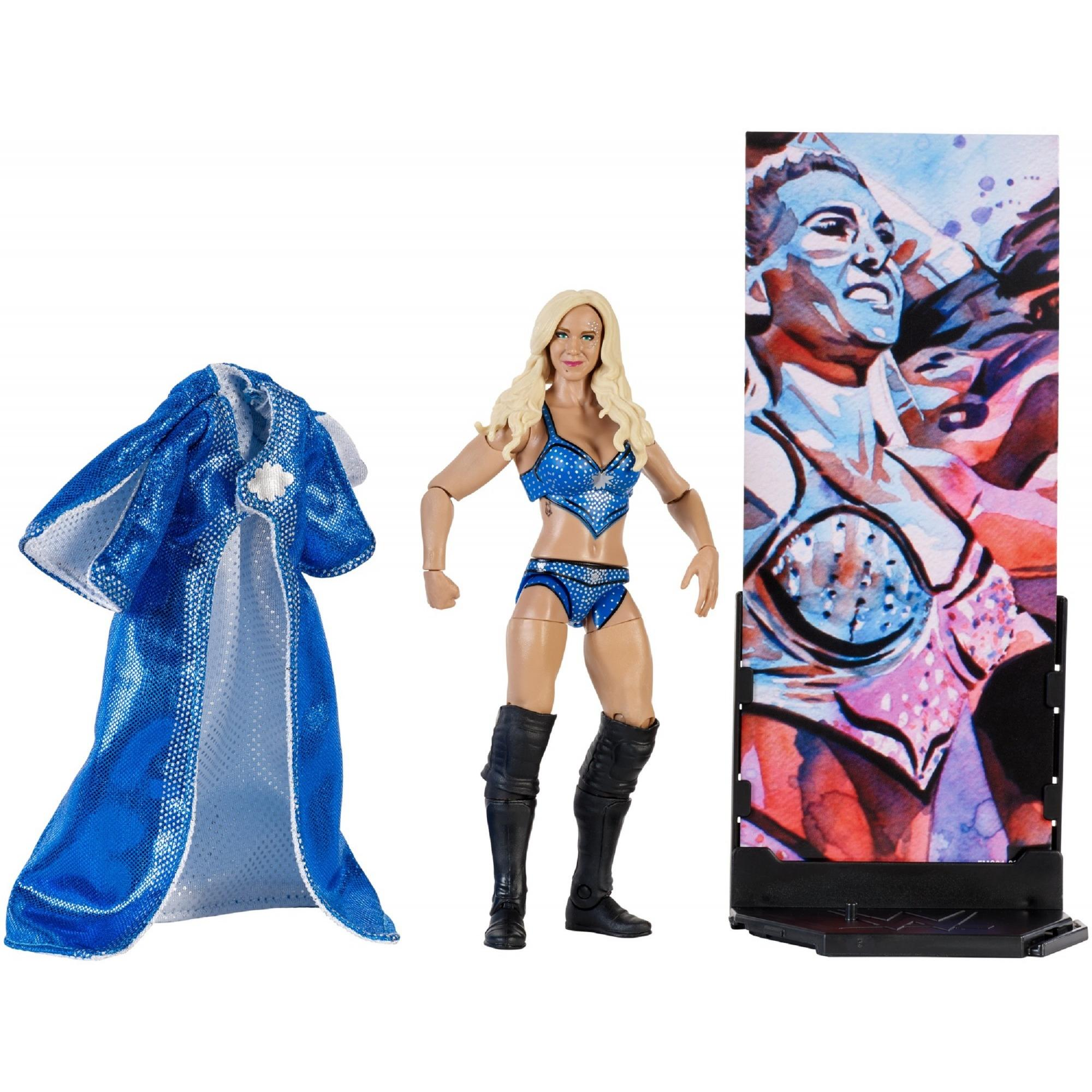 WWE Elite Collection Series # 54, Charlotte Figure