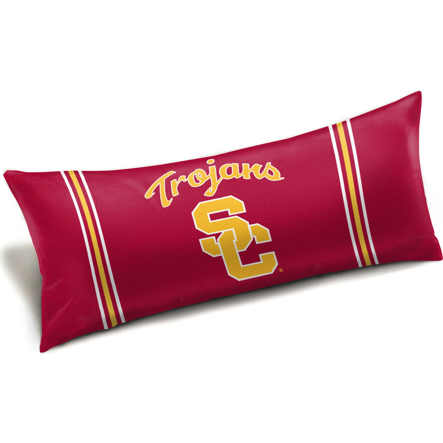 NCAA USC Trojans Body Pillow, 1 Each