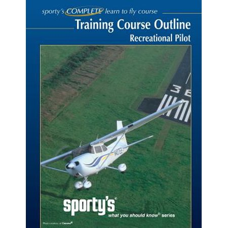 Sporty's, What You Should Know Series, Training Course Outline - Recreational Pilot : Flight Training Syllabus